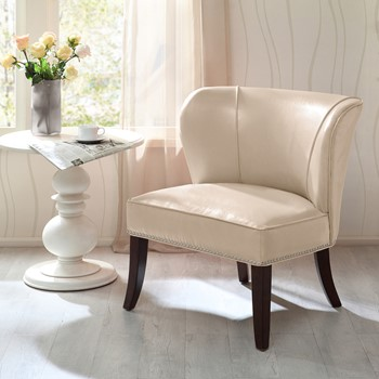 Hilton Armless Accent Chair