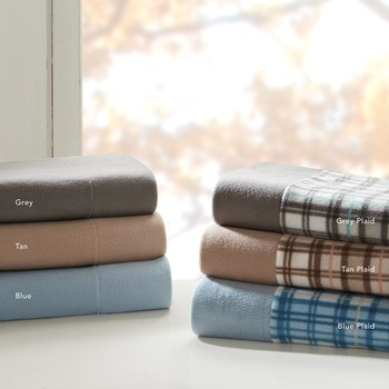 Cozy Micro Fleece Sheet Set