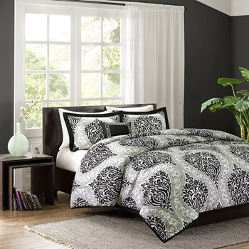 Senna Comforter and Decorative Pillow Set