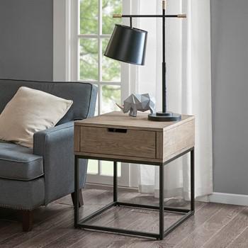 Quatrefoil Coffee Table Wood