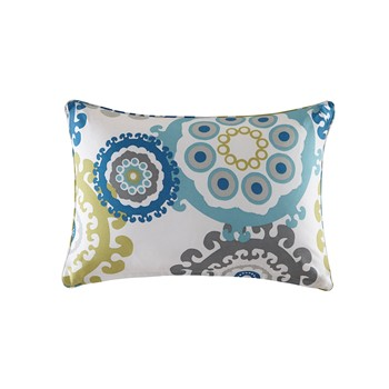 Laguna Printed Medallion 3M Scotchgard Outdoor Oblong Pillow