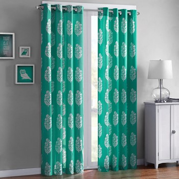 Adwin Printed Window Curtain