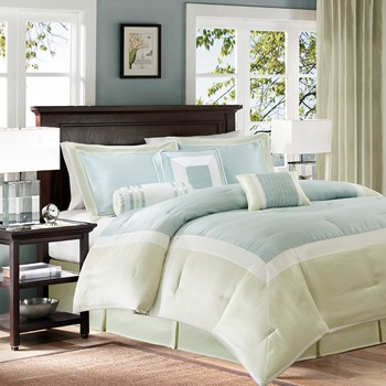Genevieve 7PC Comforter Set