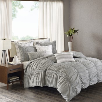 Reese 3 Piece Duvet Cover Mini Set