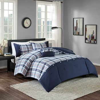 Harvey Comforter Set