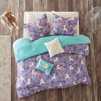 Lola Cotton Printed Comforter Set
