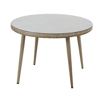 Avery Outdoor Round Table