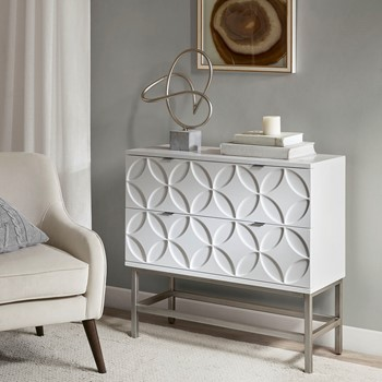 Sonata Accent Chest with 2 Drawers
