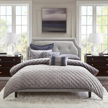 Dower Upholstered Bed
