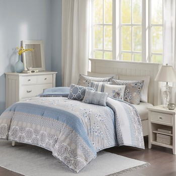 Willa 7 Piece Comforter Set