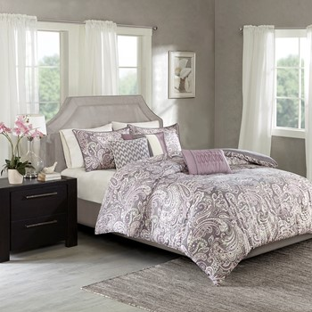 Gabby 6 Piece Duvet Cover Set