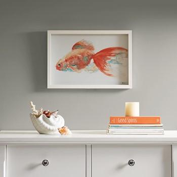 Gilbert Goldfish Frame Art