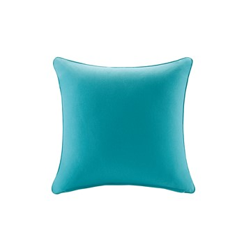 Pacifica Solid 3M Scotchgard Outdoor Square Pillow