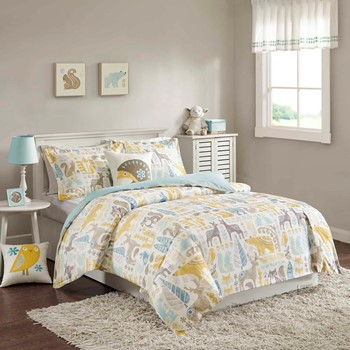 Woodland Comforter Set