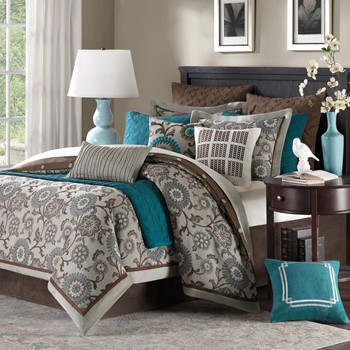 hampton hill bedding & comforters - designer living