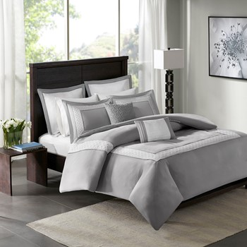 Stratford 7 Piece Duvet Cover Set