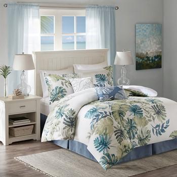 Harbor House Lorelai Cotton Printed 6 Piece Comforter Set