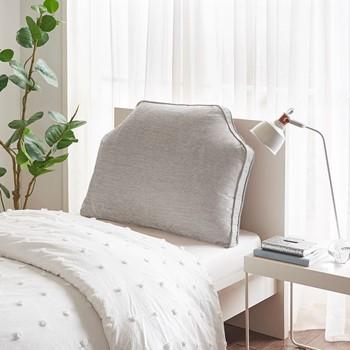 Luxe Chenille Headboard Pillow