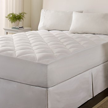 Kirkwood Microfiber Down Alternative Mattress Pad