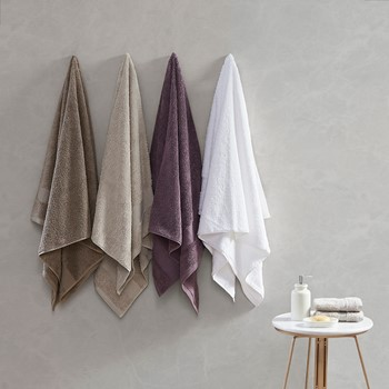 Luxor 100% Egyptian Cotton 6 Piece Towel Set