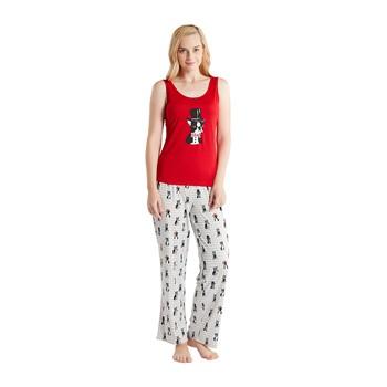 Beatrix 3 Piece Pajama Set