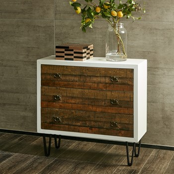 Quinn 3 Drawer Chest