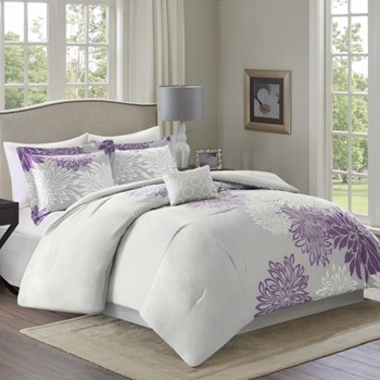 Enya 5 Piece Comforter Set