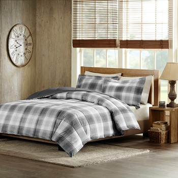 Woodsman Softspun Down Alternative Comforter Mini Set
