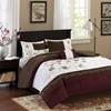 deals on Madison Park Davina 7 Piece Comforter Set King