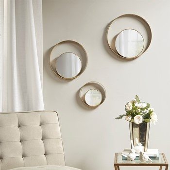 Reina Mirror set of 3