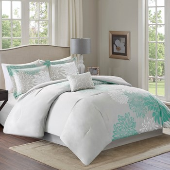 Enya 5 Piece Comforter Set