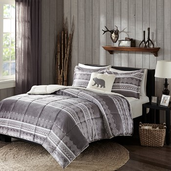 Anderson Mink Down Alternative Comforter Set