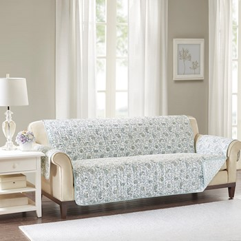 Dawn Cotton Printed Sofa Protector