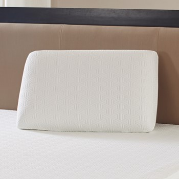 Classic Gel Memory Foam Standard Pillow