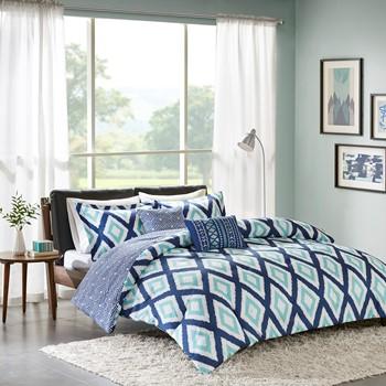 Irina 5 Piece Comforter Set