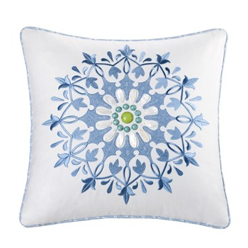 Sardinia Square Pillow