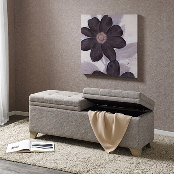 Ashcroft Storage Bench