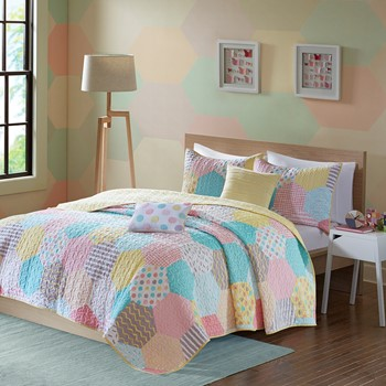 Trixie Coverlet Set