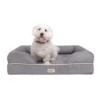 Chester Pet Couch with Solid Memory Foam