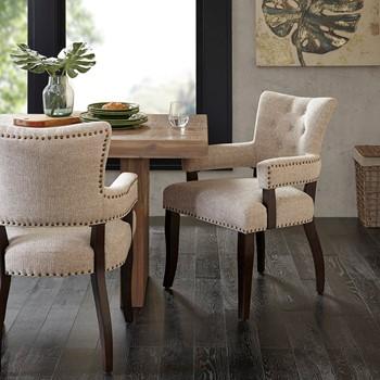 Brooklyn Dining Arm Chair (Set of 2)