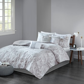 Marvin 7 Piece Comforter Set