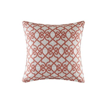 Daven Fretwork 3M Scotchgard Outdoor Large Square Pillow