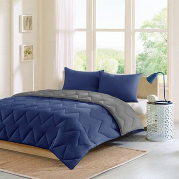Trixie Reversible Comforter Mini Set