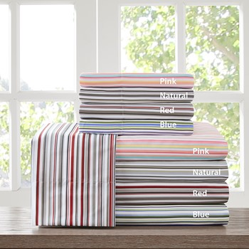Multi Stripe Sheet Set