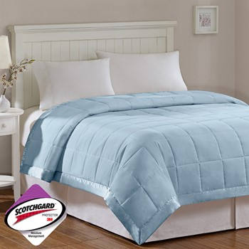 Windom Microfiber Down Alternative Blanket with 3M Moisture Management