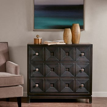 Cecilia Accent Chest with 3 Drawers
