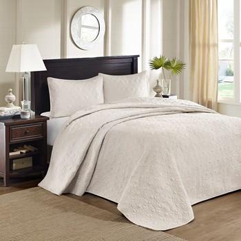Quebec Reversible Bedspread Set