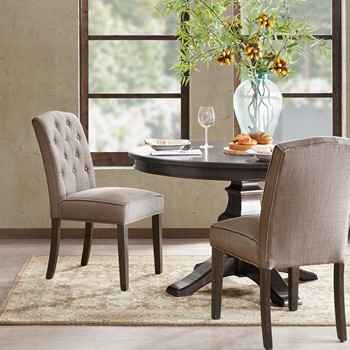 Marian Tufted Dining Chair (Set of 2)