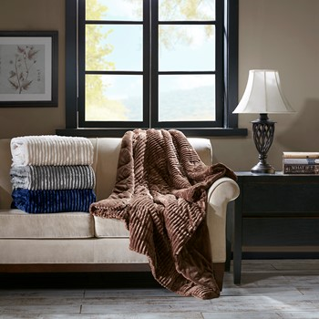 living room throws. Parker Corduroy Plush Down Alternative Throw Comfortable Blankets  Designer Living