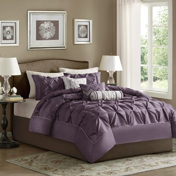 Laurel 6 Piece Duvet Cover Set